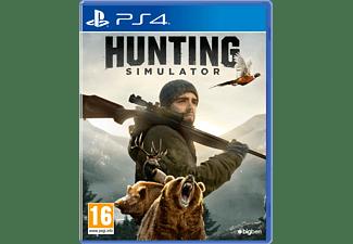 Bigben Interactive Hunting Simulator PS4 (PS4HUNTINGFRNL)