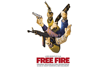 Geoff Barrow, Ben Salisbury - Free Fire: Original Motion Picture Soundtrack (2LP) - (LP + Download)