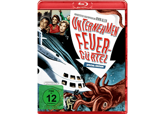Unternehmen Feuergürtel - Voyage to the Bottom of the Sea - Special Edition - (Blu-ray)