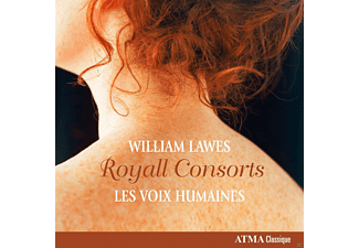 Consort Les Voix Humaines - The Royal Consort Suites Nr.1-10 - (CD)