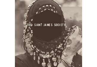 The Saint James Society - The Saint James Society - (CD)