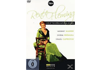 Renée Fleming, VARIOUS - Renée Fleming - Live At The Opera National De Paris - (DVD)