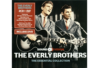 The Everly Brothers - Essential Collection (2cd+Dvd) - (CD + DVD)