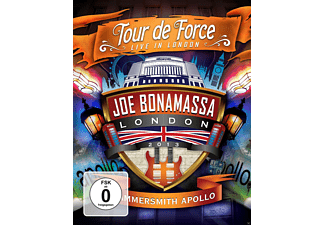 Joe Bonamassa - TOUR DE FORCE - HAMMERSMITH APOLLO [DVD]