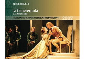 VARIOUS, Orchestra Of The Age Of Enlightenment - La Cenerentola - (CD)