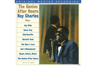 Ray Charles - The Genius After Hours - (SACD Hybrid)