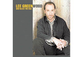 Lee Greenwood - God Bless America - (CD)
