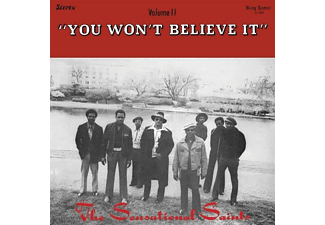 Sensational Saints - YOU WON'T BELIEVE IT [Vinyl]