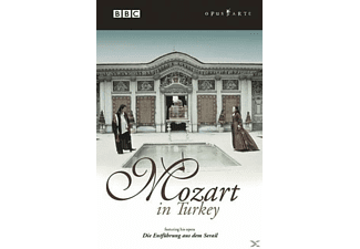 VARIOUS, Scottish Chamber Orchestra And Chor - Mozart In Turkey - (DVD)