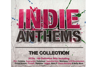 VARIOUS - Indie Anthems-The Collection - (CD)
