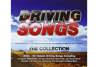 VARIOUS - Driving Songs-The Collection - (CD)