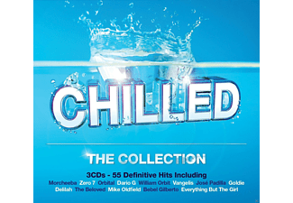 VARIOUS - Chilled - The Collection - (CD)