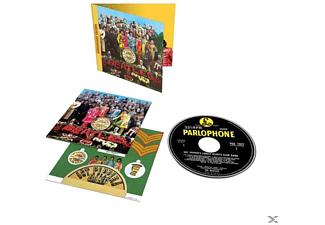 The Beatles - Sgt.Pepper's Lonely Hearts Club Band (50th Anniv.) - (CD)
