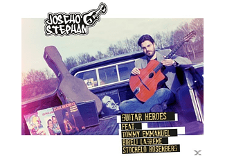 Joscho Stephan - Guitar Heroes - (CD)