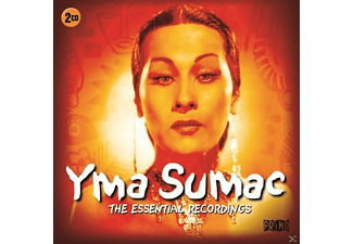 Yma Sumac - Essential Recordings - (CD)