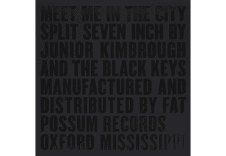 The Black Keys, Junior Kimbrough - Meet Me In The City - (Vinyl)