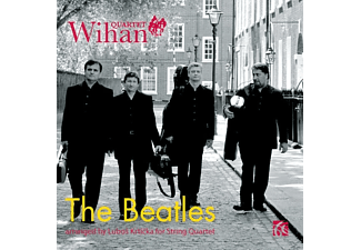 Wihan Quartet, John Lennon, Paul McCartney - Beatles Arranged For String Quartet [CD]