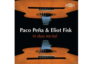 Paco Pena, Eliot Fisk - In Duo Recital - (CD)