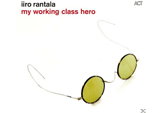 Iiro Rantala - My Working Class Hero - (CD)