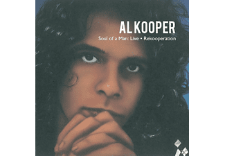 Al Kooper - Soul Of A Man: Live - (CD)