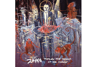 Frank Zappa - Feeding The Monkies At Ma Maison - (Vinyl)