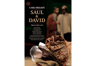 VARIOUS, The Royal Danish Orchestra & Opera Chorus - Saul & David [DVD]
