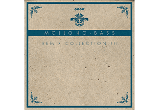 Mollono Bass - Remix Collection 3 - (CD)