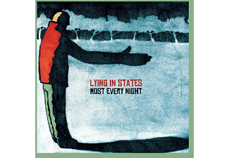 Lying In States - Most Every Night - (CD)