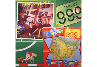 999 - The Biggest Prize In Sport / The Biggest Tour In Sport (Record Store Day 2015) - (Vinyl)