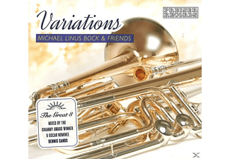 Michael Linus Bock & Friends - Variations - (CD)
