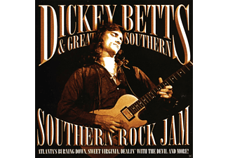 Dickey Betts - Southern Rock Jam - (CD)