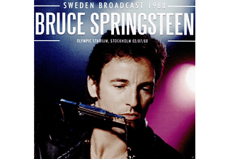 Bruce Springsteen - Sweden Broadcast 1988 - (CD)