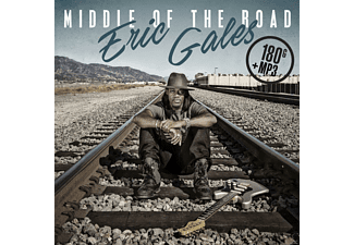 Eric Gales - Middle Of The Road (Black 180 Gr.LP+MP3) - (LP + Download)