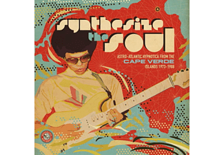VARIOUS - Synthesise The Soul: Astro-Atlantic Hypnotica... - (Vinyl)