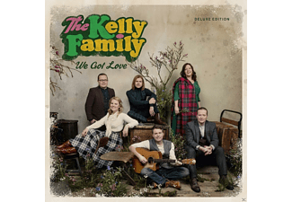 The Kelly Family - We Got Love (Deluxe Edition) - (CD)