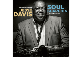Davis Jesse - Soul Searchin' (Live In Seoul) - (CD)