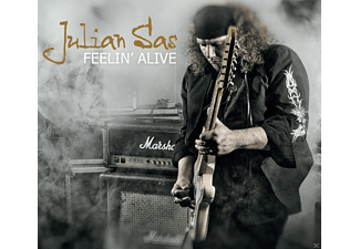 Julian Sas - Feelin' Alive - (CD)