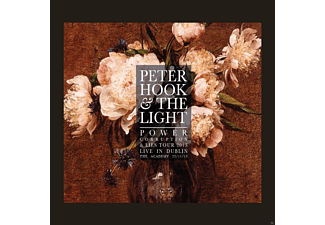 Peter Hook & The Light - Power Corruption And Lies-Live In Dublin - (CD)