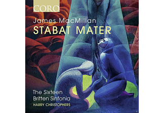 Harry Christophers, Britten Sinfonia, The Sixteen - Stabat Mater - (CD)
