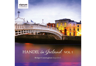 Bridget Cunningham - HANDEL IN IRELAND 1 - (CD)