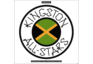 Kingston All Stars - PRESENTING KINGSTON ALL STARS - (Vinyl)