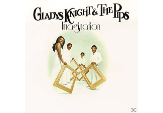Gladys Knight & The Pips - Imagination - (CD)