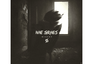 Nine Shrines - Misery (EP) - (CD)