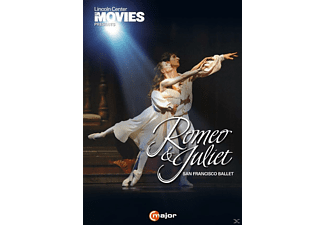 San Francisco Ballet - Romeo & Juliet - (DVD)