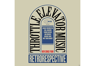 Throttle Elevator Music - RETRORESPECTIVE - (CD)