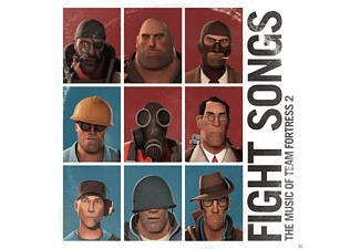 Valve Studio Orchestra - Fight Songs: The Music of Team Fortress 2 (2LP) - (Vinyl)