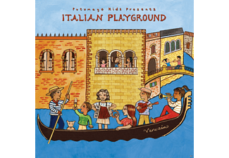 VARIOUS - Italian Playground - (CD)