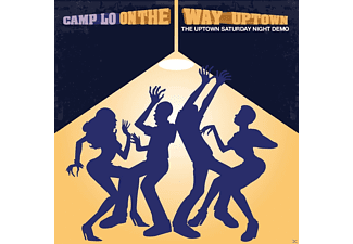 Camp Lo - On The Way Uptown - (CD)