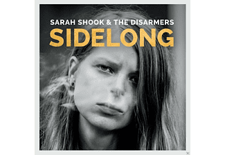 Sarah Shook & The Disarmers - Sidelong (Heavyweight LP+MP3) - (LP + Download)
