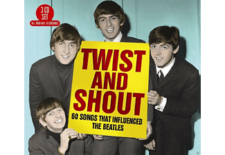 VARIOUS - Twist And Shout - (CD)